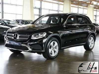 used Mercedes GLC220 d 4Matic Exclusive tetto navi pdc 2018