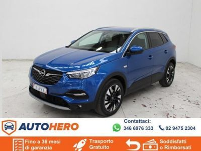 begagnad Opel Grandland X 1.5 diesel Ultimate Automatica