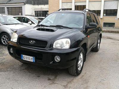 brugt Hyundai Santa Fe 2.0 CRDi TD 4WD GL Plus