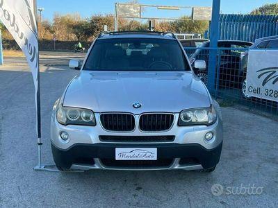 usata BMW X3 2.0 177cv Futura