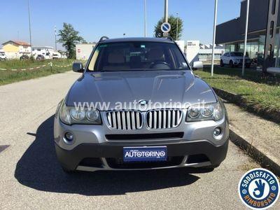 used BMW X3 X3xdrive20d (2.0d) Attiva 177cv