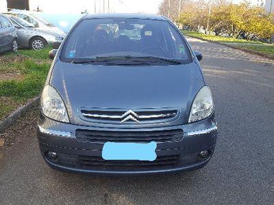 usata Citroën Xsara Picasso 1.6 Chrono benzina EURO4