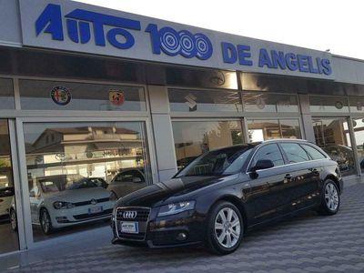 usata Audi A4 AVANT 2.0 TDI 143 CV ** UNICO PROPRIETARIO **