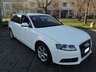 usata Audi A4 Avant 2.0 TDI 143CV TAGLIANDATA