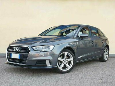 usata Audi A3 Sportback 1.6TDI STronic Garanzia ufficiale