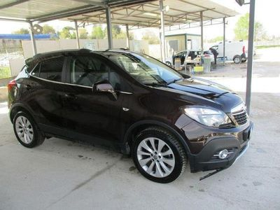 brugt Opel Mokka 1.6 CDTI Cosmo 110cv Start&Stop 4x2 MT6