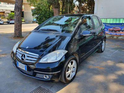 brugt Mercedes A180 CDI AVANTG COME NUOVA 80000 KM