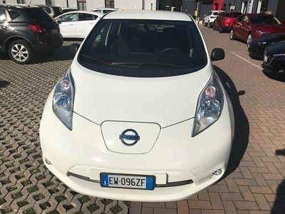 usata Nissan Leaf Elettrico Sincrono Trifase Visia
