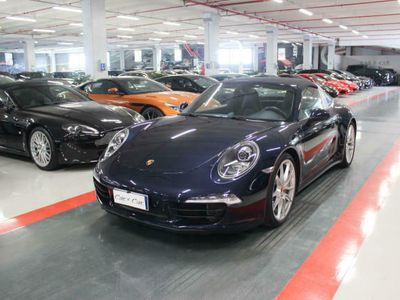 usata Porsche 911 Targa3.8 4S