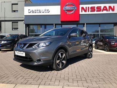 usata Nissan Qashqai 1.5 dCi 115 CV N-Connecta