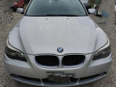 usata BMW 530 Serie 5 (E60/E61) cat Eletta