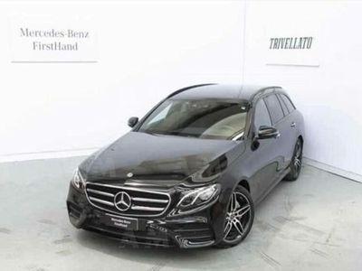 usata Mercedes 220 Classe E Station Wagond 4Matic Auto Premium del 2018 usata a Torri di Quartesolo
