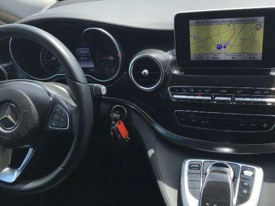 usata Mercedes V250 cdi bluetec automatica navi telecamera post diesel