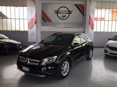 usado Mercedes GLA180 d Business