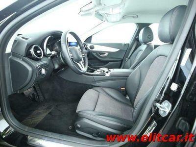 usata Mercedes C220 C 220 d S.W. 4Matic Auto Sportd S.W. 4Matic Auto Sport