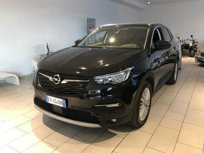 begagnad Opel Grandland X 1.6 diesel Ecotec S&S aut. Innovation