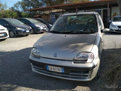 käytetty Fiat Seicento 1.1 BENZINA - 2002 - LB AUTO