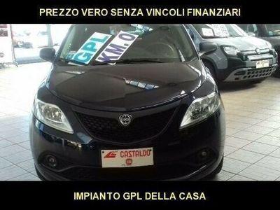 usata Lancia Ypsilon 1.2 69 CV 5 porte GPL Ecochic Ele