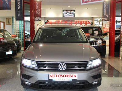 usata VW Tiguan 2.0 TDI SCR DSG Executive cambio automatico 150 CV