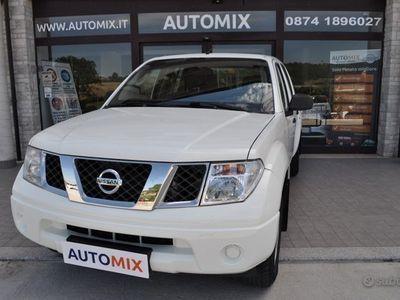 usata Nissan Navara 2.5 dci 174cv 5p