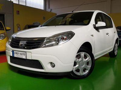 usata Dacia Sandero 1.4 Benzina 8V GPL Lauréate