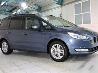 usata Ford Galaxy Business Edition 7-sitzer Navi Lm17