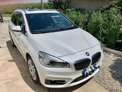 usata BMW 218 Serie 2 Active Tourer d Luxury del 2016 usata a Mogliano Veneto