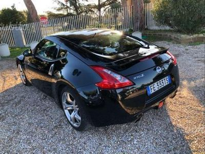 usata Nissan 370Z full optional certificata