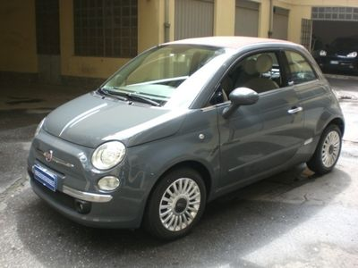 gebraucht Fiat 500C 5001.3 Multijet 16V 95 CV Rock