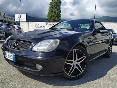 usata Mercedes SLK200 classe slkkompressor restyling cabriolet finanziabil