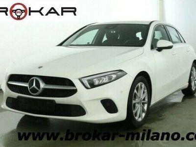 brugt Mercedes A250 Progressive, automatica, fari LED