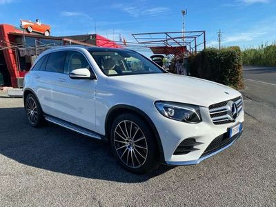 usata Mercedes GLC220 d 4Matic Premium PLUS