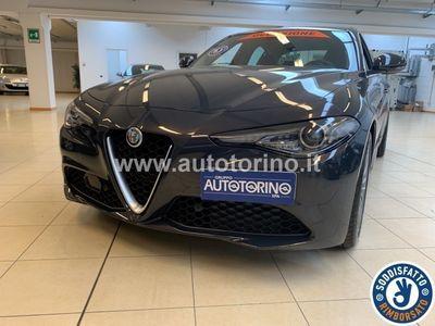 gebraucht Alfa Romeo Giulia GIULIA2.2 Turbo AT8 150CV Dsl E6-Super