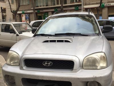 brugt Hyundai Santa Fe 1ª serie - 2001