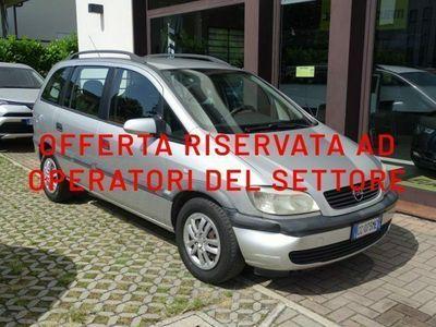 usata Opel Zafira 1.6 16V cat Eco M Comfort