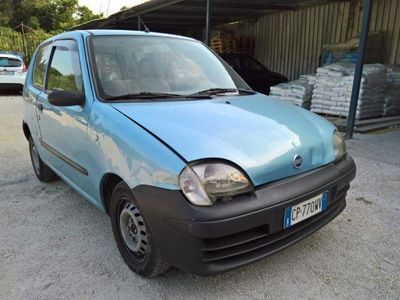 begagnad Fiat Seicento 1.1i GPL cat Actual