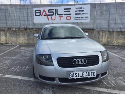 gebraucht Audi TT coupè 1.8 t 20v/179 cv cat benzina