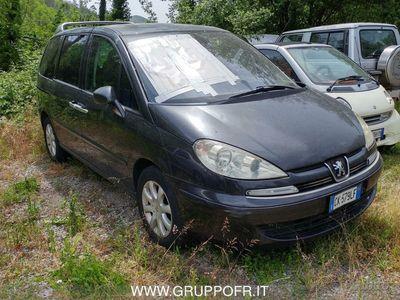 used Peugeot 807 2.2 HDi FAP ST