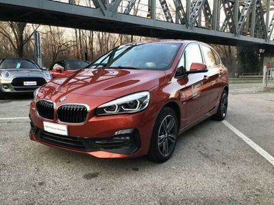 usata BMW 216 Serie 2 Active Tourer d act.tourer Sport