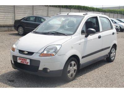 usata Chevrolet Matiz GPL