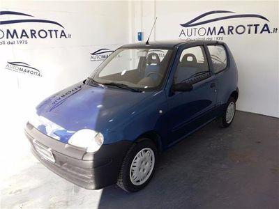 usata Fiat Seicento 1.1i cat SOLI KM 40000