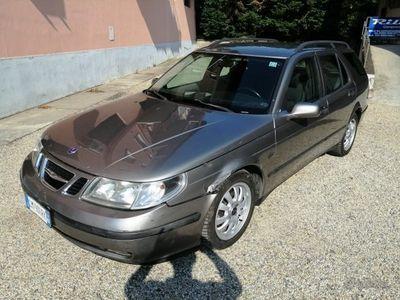 usata Saab 9-5 2.2 TiD S.W