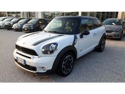 brugt Mini Paceman 2.0 ALL4