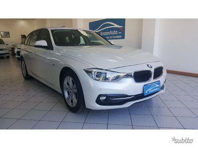 usata BMW 320 xdrive full optional 2015