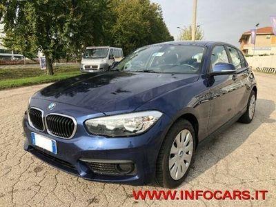 usata BMW 116 d 116 cvn GARANZIA