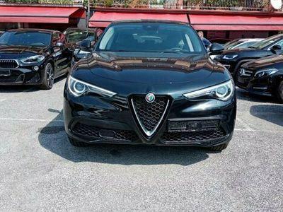 usata Alfa Romeo Stelvio 2.2 Turbodiesel 190 Cv At8 Rwd Supergar. Ufficiale