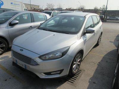 brugt Ford Focus 1.5 TDCi 120 CV sw Titanium Powershift