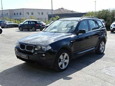 usata BMW X3 2.0d cat del 2008 usata a Mosciano Sant'Angelo