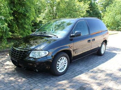 usata Chrysler Voyager 2.5 CRD cat LX Leather Bellissima