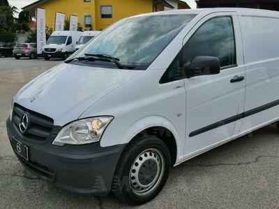 gebraucht Mercedes Vito 2.2 113 CDI TN Furgone Compact
